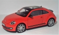 VW New Beetle 2012 - rot  -