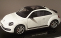 VW New Beetle 2012 - weiss -